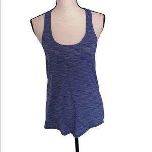 Lululemon Heather Blue Tank Top Size 6
